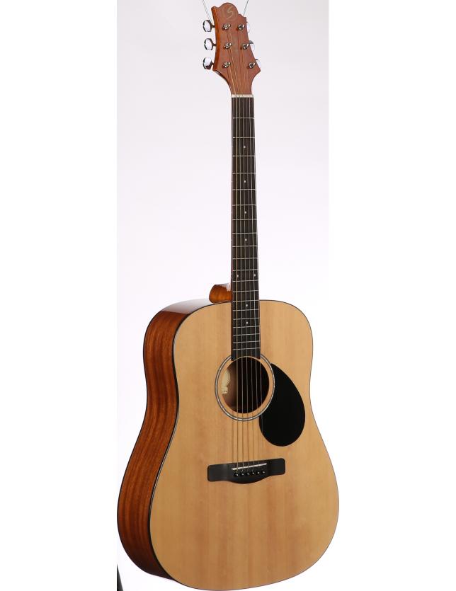 Gd-50/opn-psy Guitarra Acustica Open Pore + Ecualizador Fishman Presys