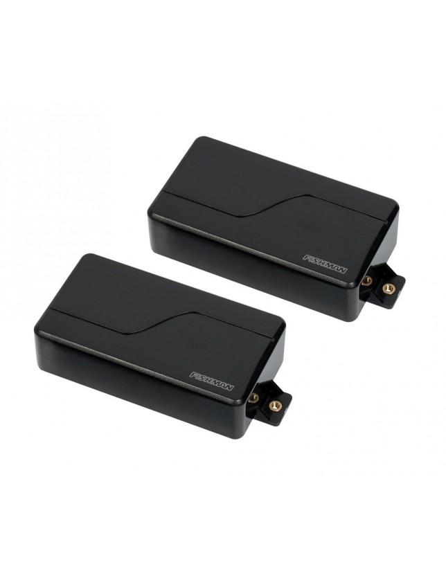 Prf-mhb-sb2 Set De Microfonos Activos Con Circuito Y Kit De Instalacion