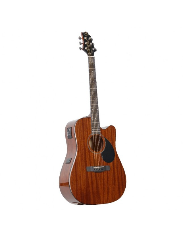 D-1ce Guitarra Electro-acústica Serie Gold Rush
