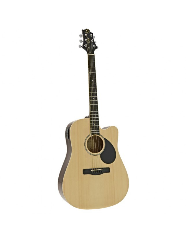 D-2ce Guitarra Electro-acústica Serie Regency