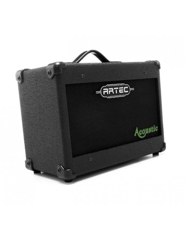 A15c Amplificador Para Instrumentos Acústicos 15 Watts