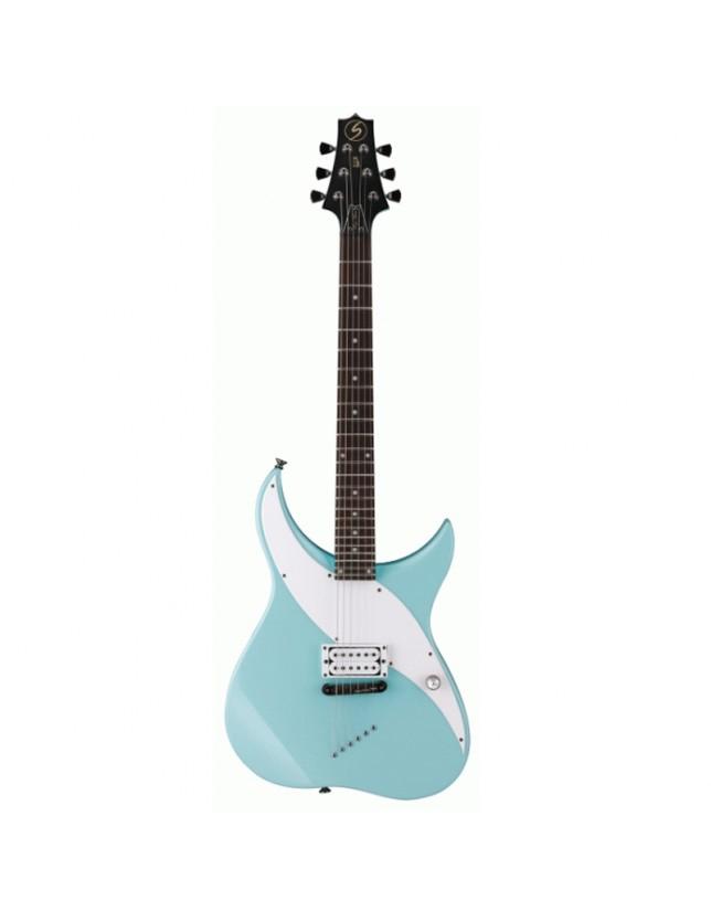 Ra-10 Guitarra Eléctrica Serie Jtr Rose Anne