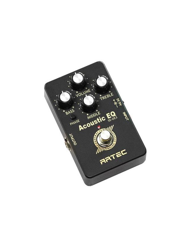 Se-oe3 Ecualizador: Acoustic Eq