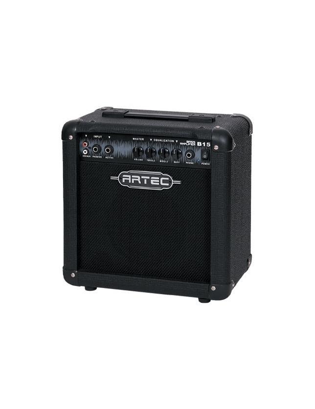 B15 Amplificador De Bajo 15 Watts