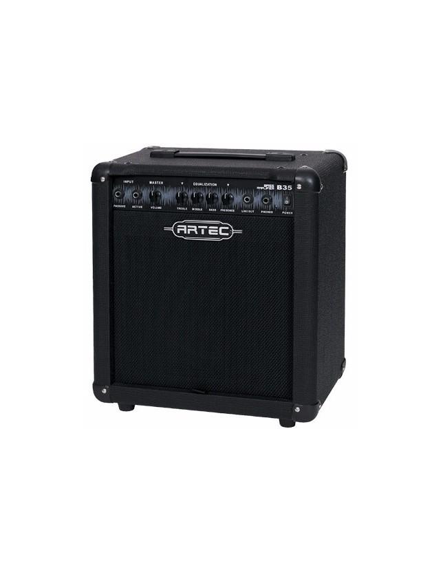 B35 Amplificador De Bajo 35 Watts