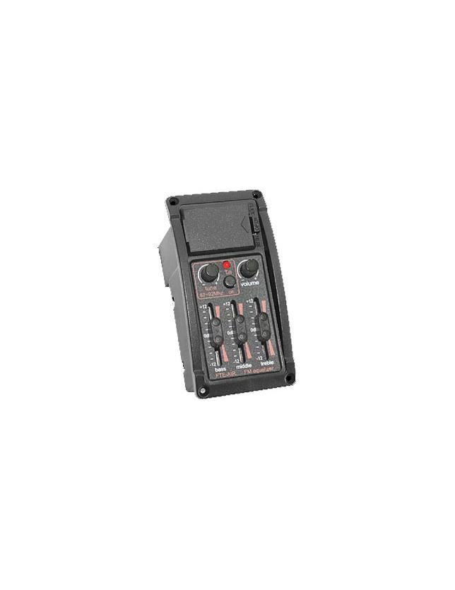 Fte-air Ecualizador 3 Bandas Con Transmisor Radio Fm