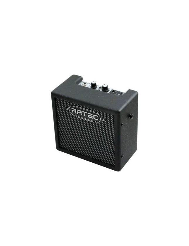 Gp10 Amplificador De Guitarra Eléctrica 10 Watts Volume & Expander
