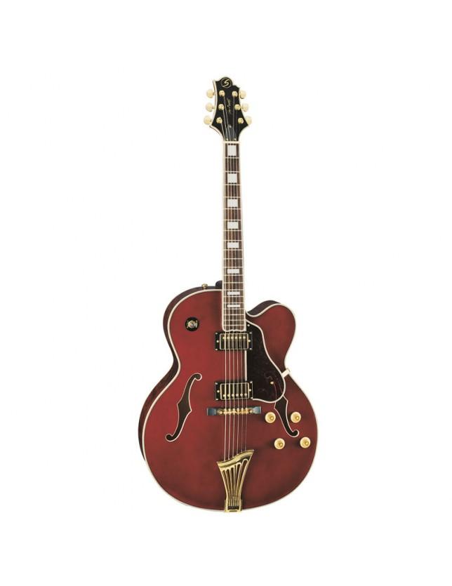 Jz-2 Guitarra Eléctrica Jazz Serie Lasalle
