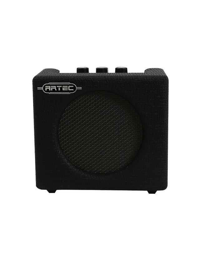 Ma3tv Mini Amplificador En Vinilo De Guitarra Eléctrica 5 Watt
