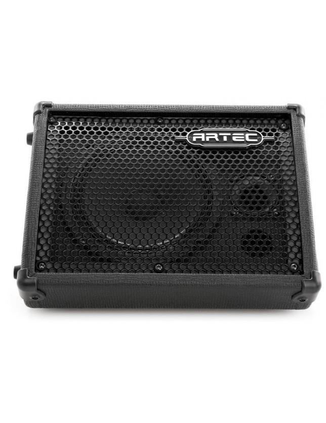 Pmd3-8 Amplificador Mixer Y Monitor Personal 20 Watts