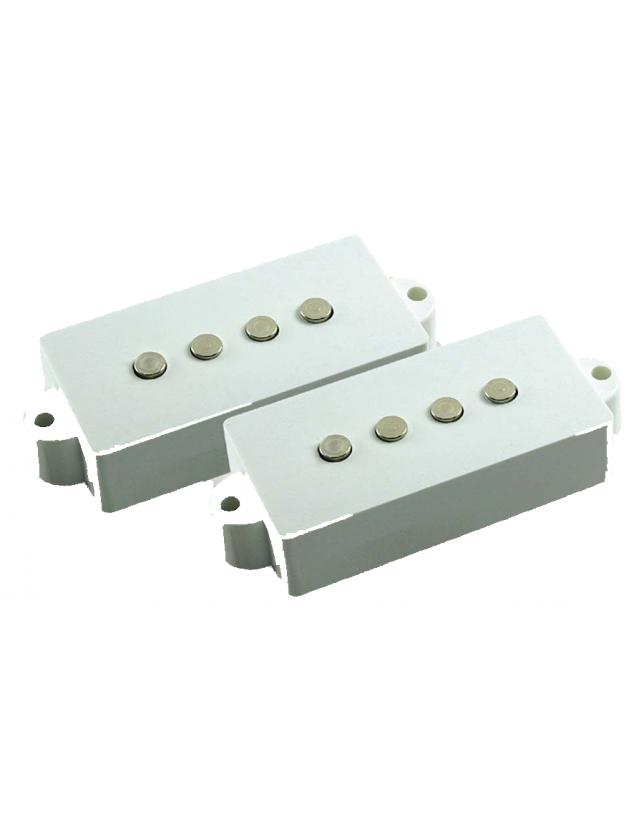 Poa4-white Magnetic Pickup