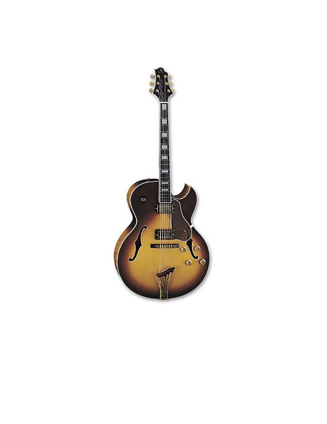 Jz-3 Vs Guitarra Eléctrica Archtop Jazz Serie Lasalle