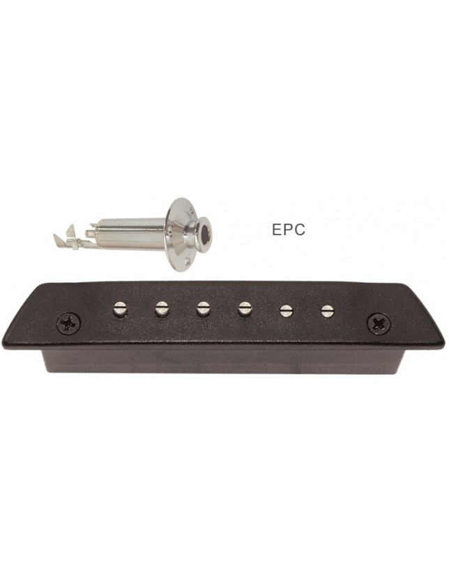 Msp50-epc Soundhole Magnetic Pickup
