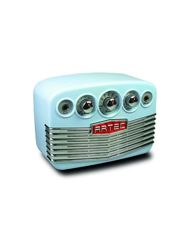Rx5-1 Amplificador Para Guitarra Eléctrica 5 Watt Estilo Radio Vintage