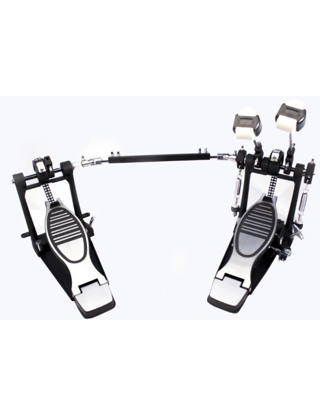 Ft-dp200a Doble Pedal Para Bateria