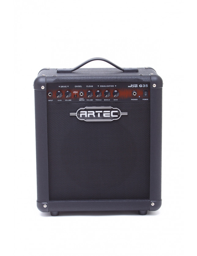 G35 Amplificador De Guitarra Eléctrica 35 Watts
