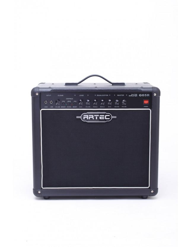 G65r Amplificador De Guitarra Eléctrica Con Reverb 65 Watts