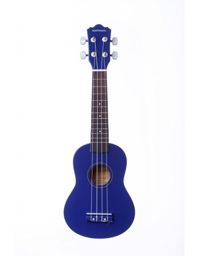 Ku-u Ukelele Soprano Con Funda Azul