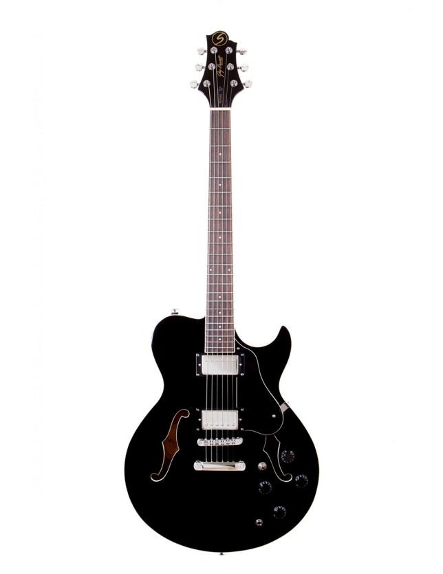 Rl-2 Bk Guitarra Eléctrica Tipo Jazz Serie Royale