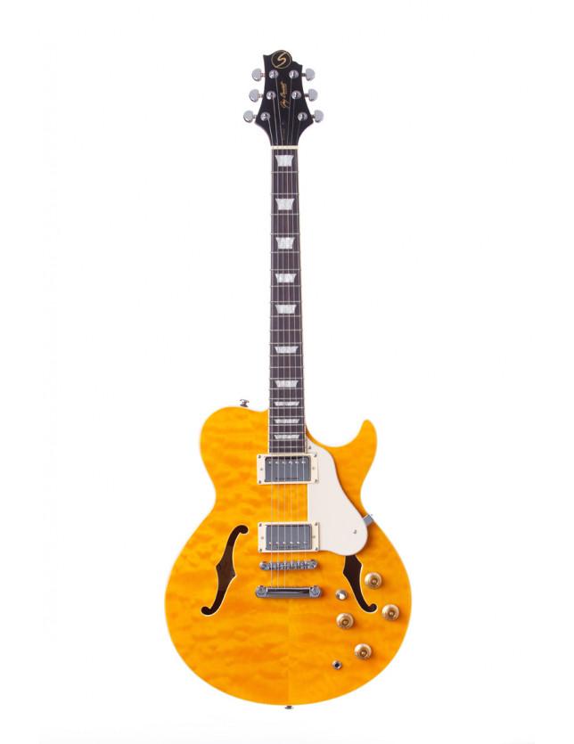 Rl-3 Guitarra Eléctrica Tipo Jazz Serie Royale