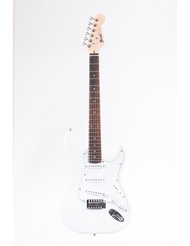 Yst-10p-p2 Stratocaster Pickguard Nacarado