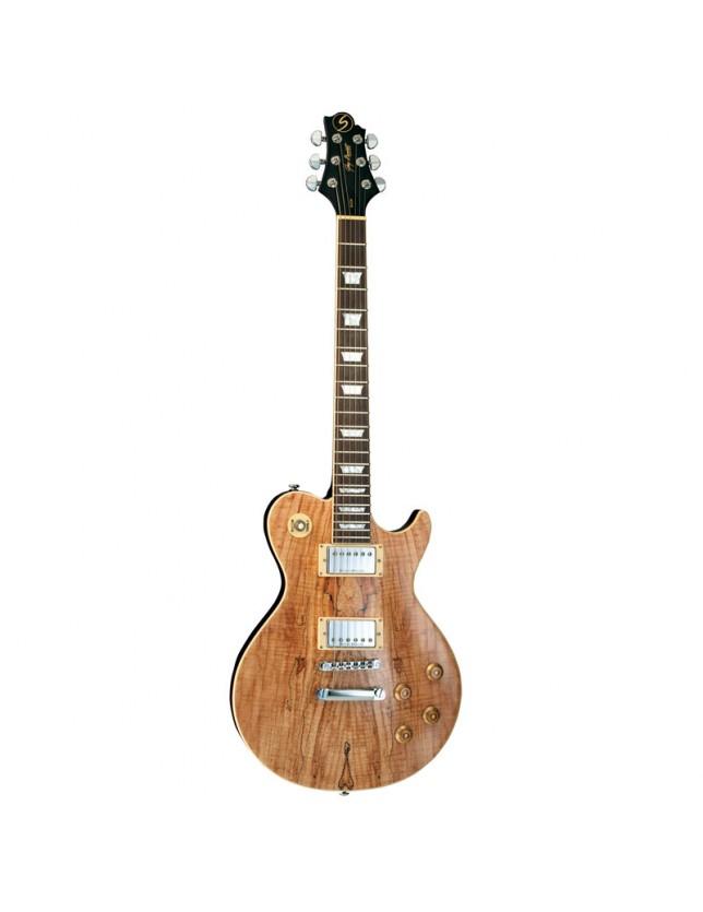 Av-6ltd Guitarra Eléctrica Les Paul Serie Avion