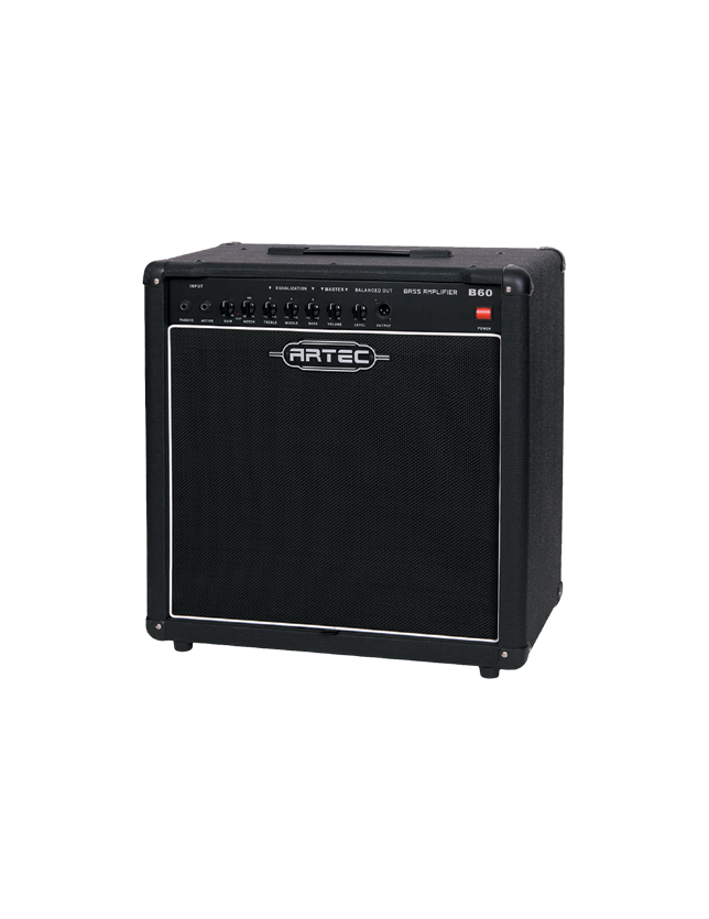 B60 Amplificador De Bajo 60 Watts