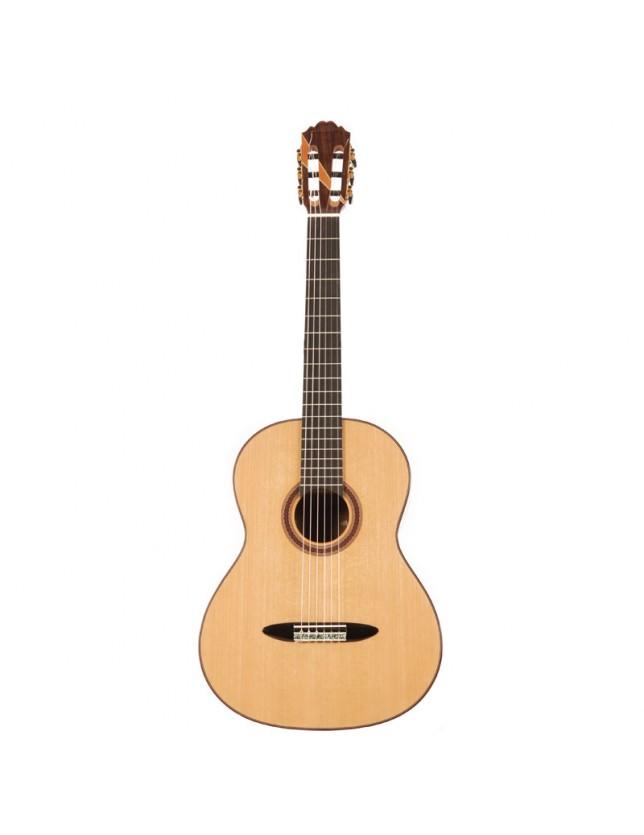 Cn-4ce Guitarra Clásica Con Corte Y Ecualizador Serie Barcelona