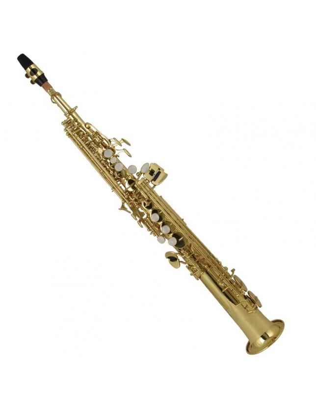 Dss-300 Saxo Soprano De Estudio En Bb