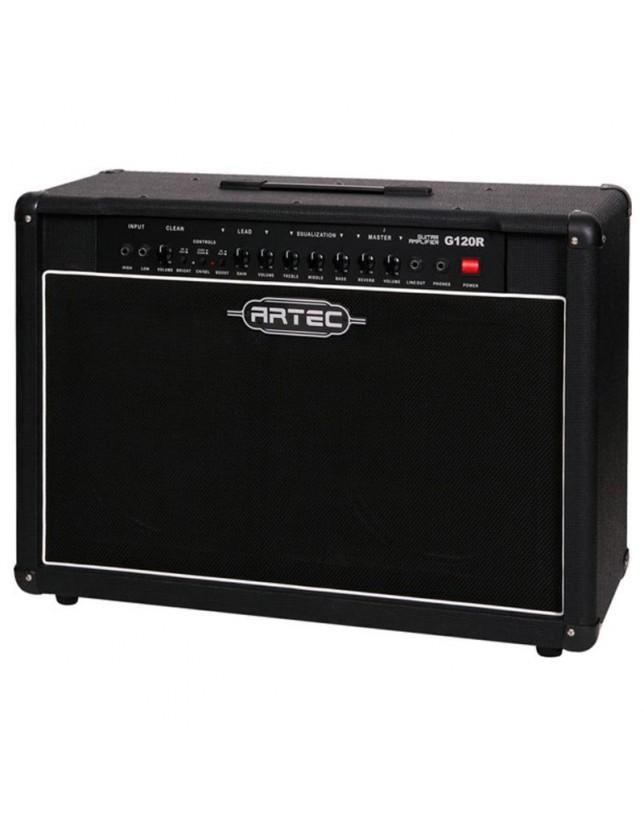 G120r Amplificador De Guitarra Eléctrica Con Reverb 120 Watts