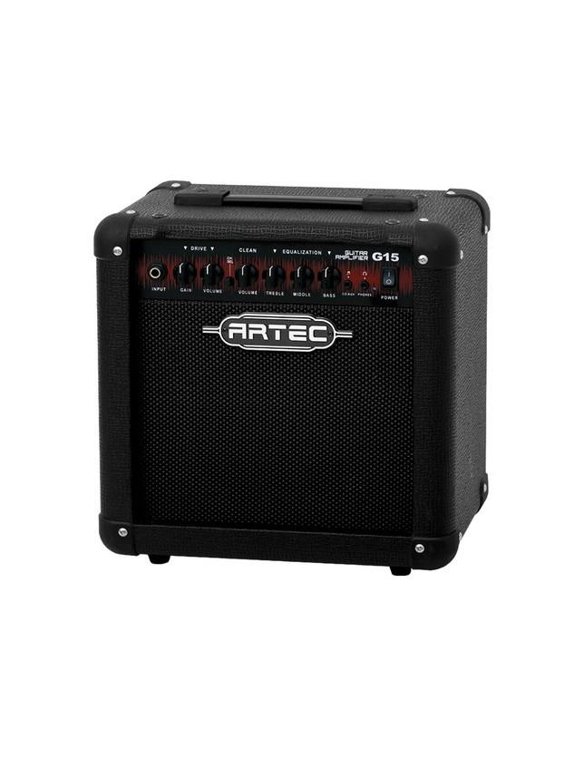 G15 Amplificador Para Guitarra Eléctrica 15 Watts