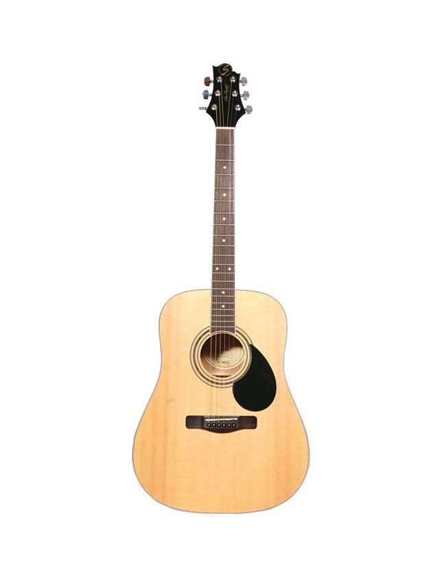 Gd-50/opn Guitarra Acustica Open Pore