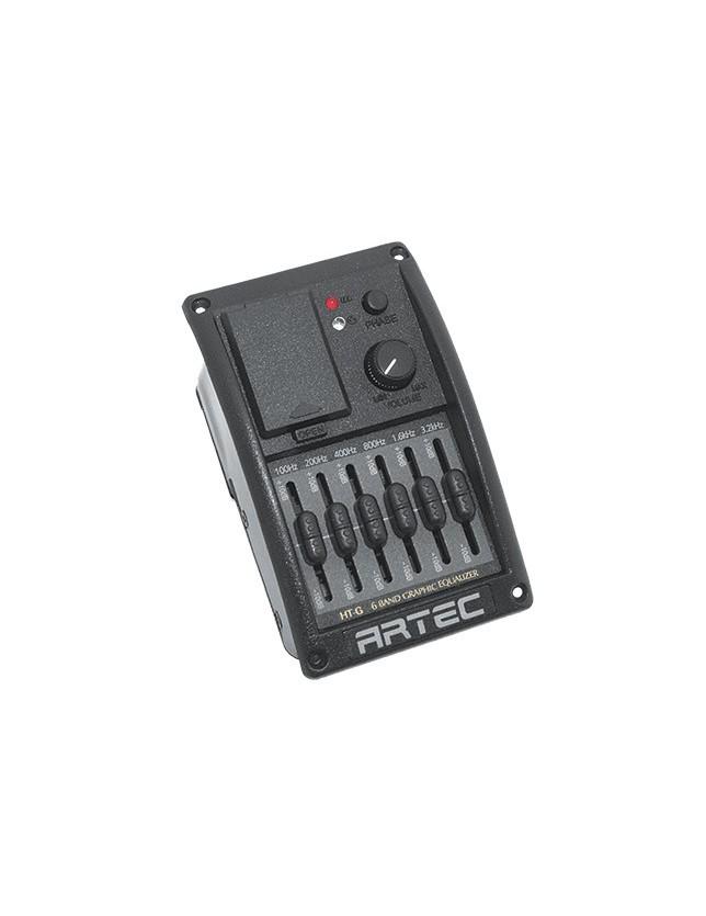Ht-g Ecualizador De 6 Bandas Con Phase Switch