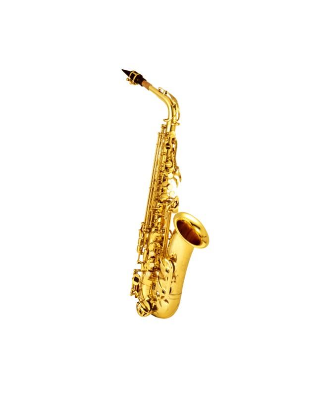 Cx-w022 Saxo Alto Gold Lacquer