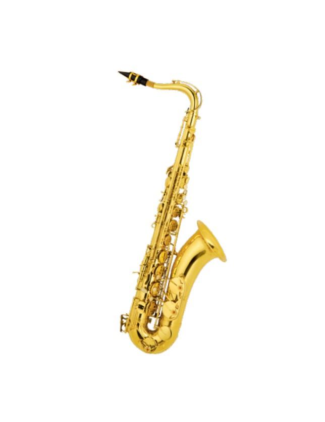Cx-w024 Saxo Tenor Gold Lacquer