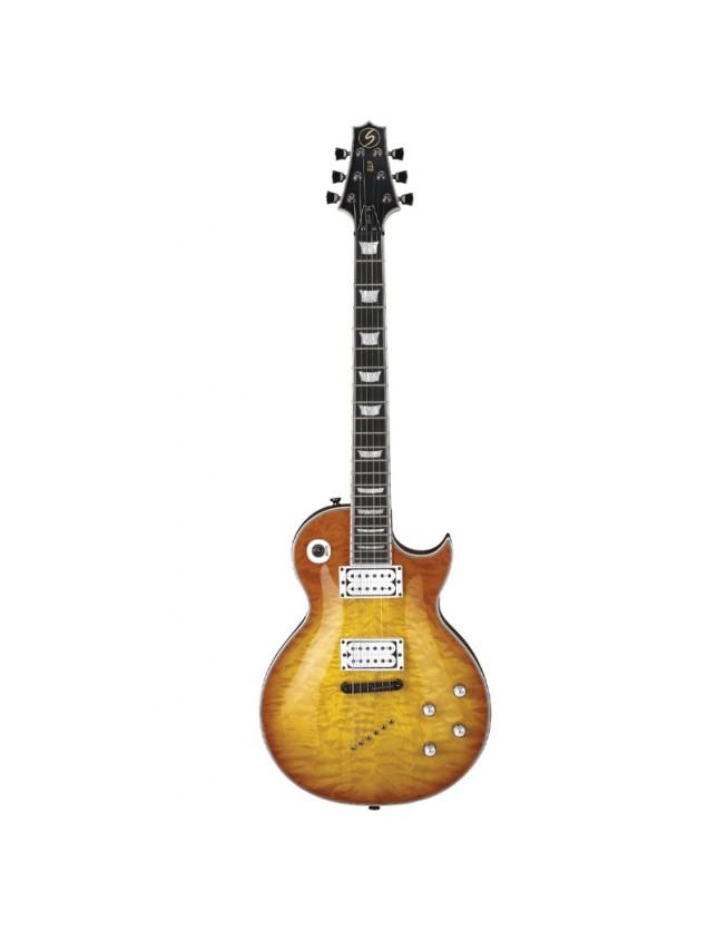 Ln-30 Guitarra Eléctrica Les Paul Serie Jtr Linda
