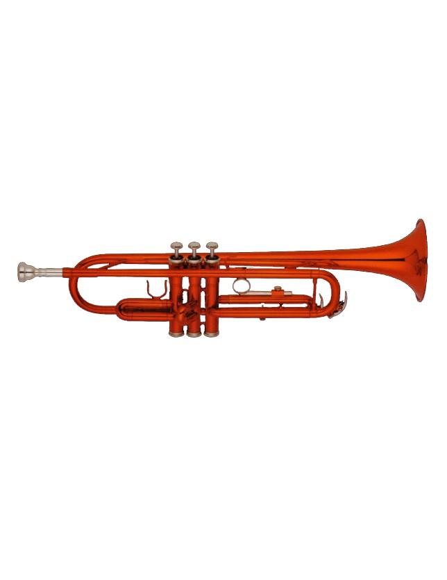 Cx-w071 Trompeta Red Lacquer