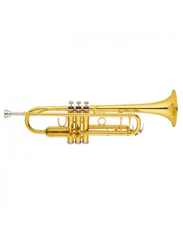 Cx-w072 Trompeta Gold Lacquer