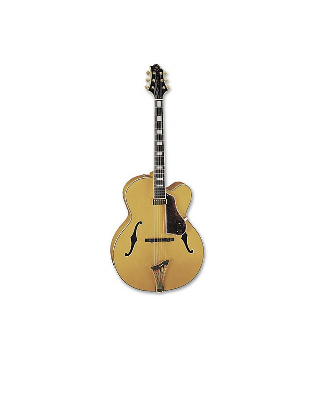 Jz-4 Am Guitarra Eléctrica Archtop Jazz Serie Lasalle
